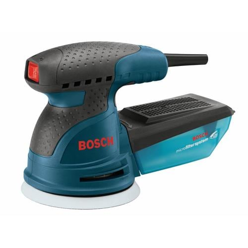 Bosch 120-Volt 2.5-Amp Corded Random Orbital Sander with Bag at Lowes.com