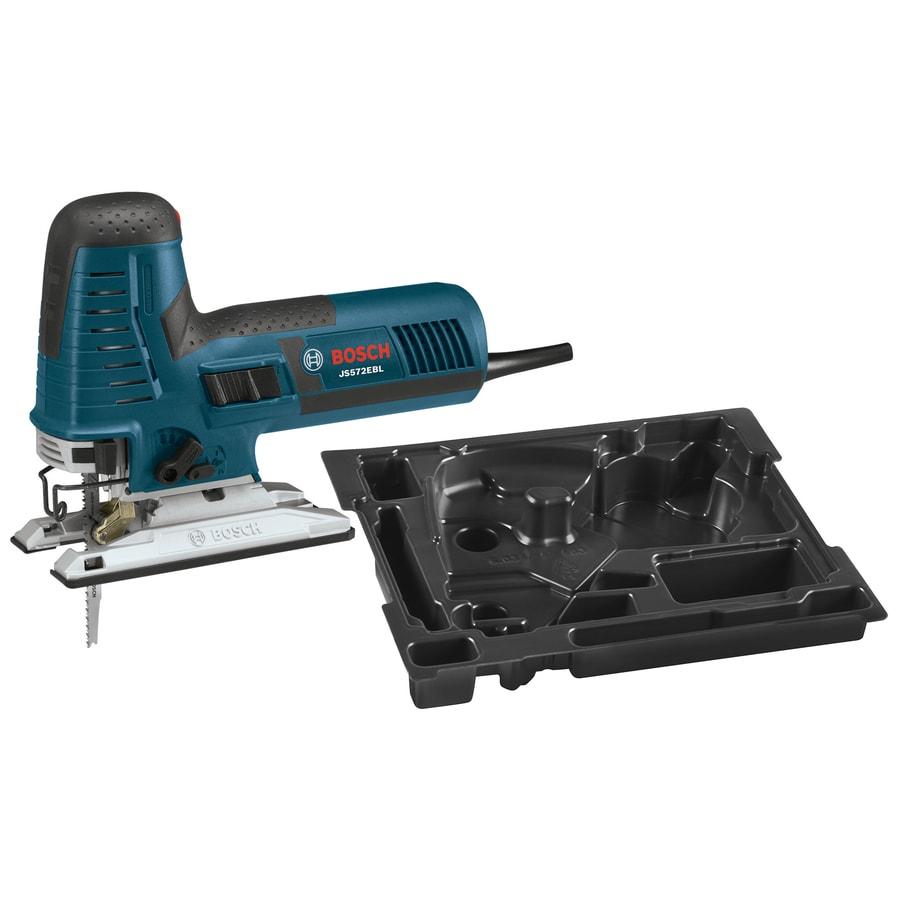 Bosch 7.2-Amp Keyless T Shank Variable Speed Corded Jigsaw