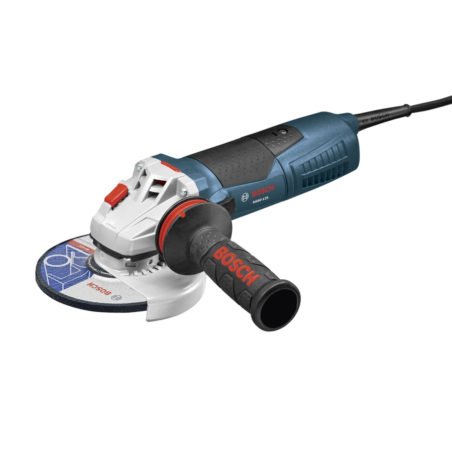 Bosch 6-in 12.5-Amp Sliding Switch Corded Angle Grinder