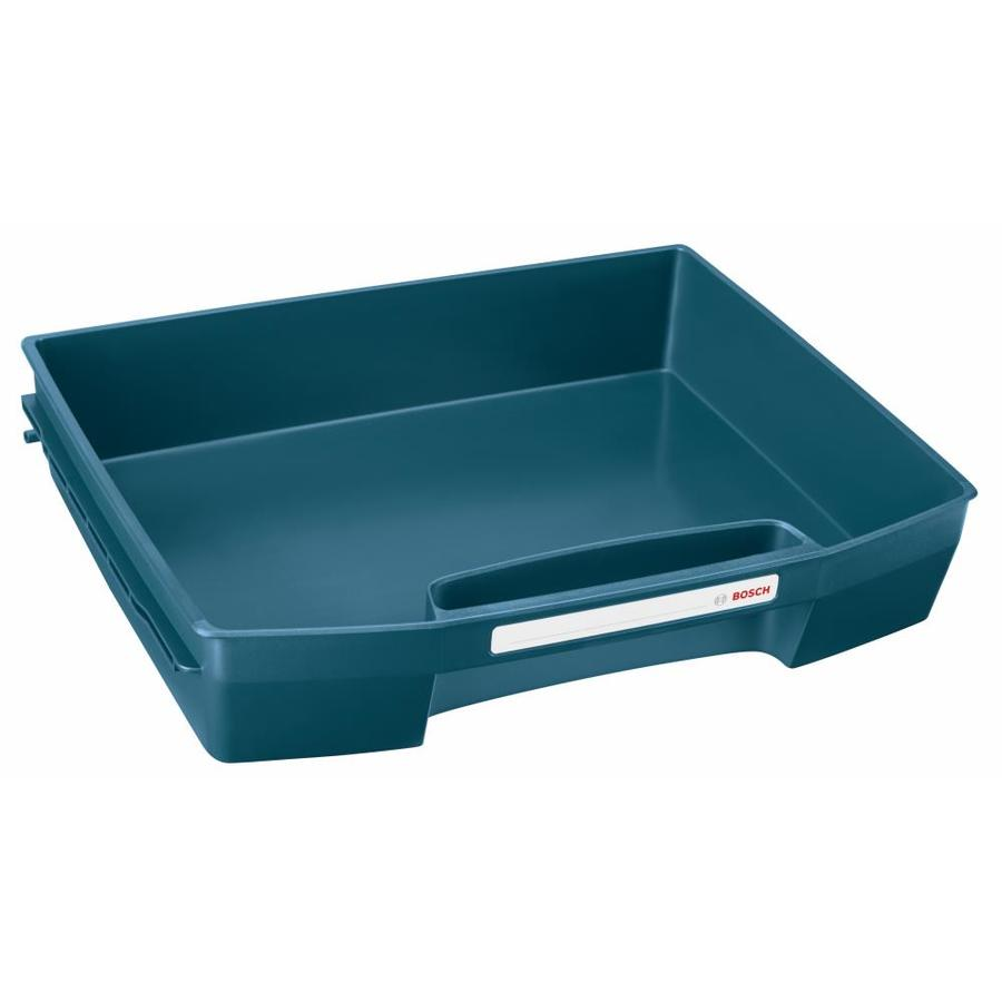Bosch 1-Compartment Plastic Small Parts Organizer