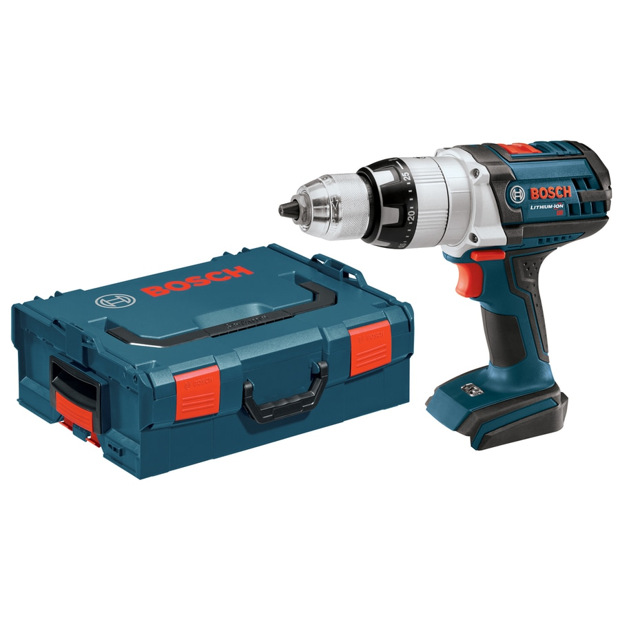 Bosch 1/2-in 18-Volt Sold Separately Variable Speed Cordless Hammer Drill (Bare Tool Only)