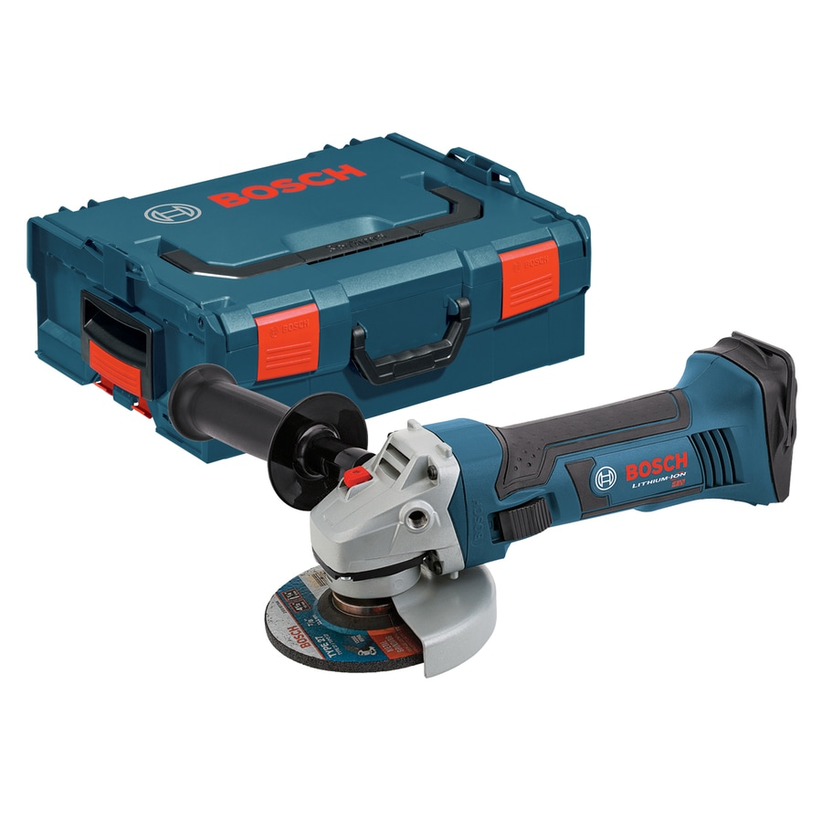 Bosch 4.5-in 18-Volt Cordless Angle Grinder (Bare Tool)