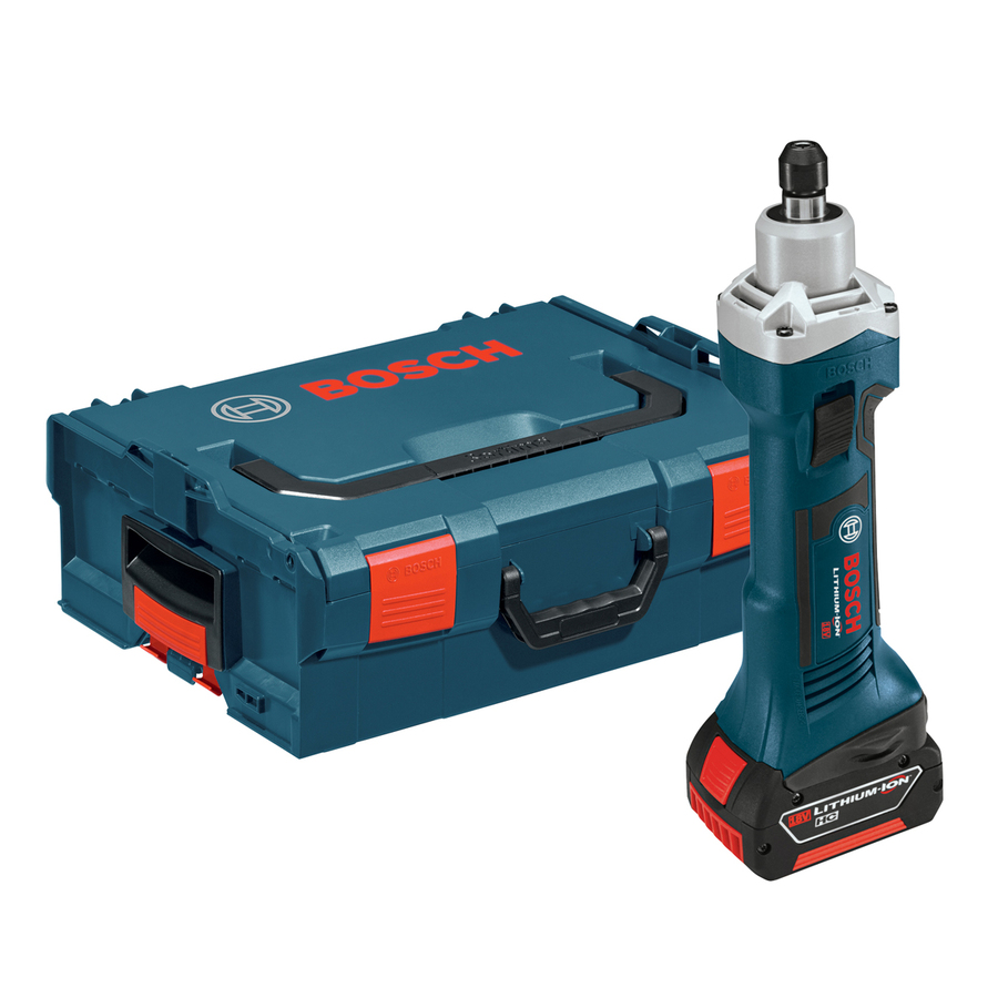 Bosch 2-in 18-Volt Cordless Angle Grinder (Bare Tool)