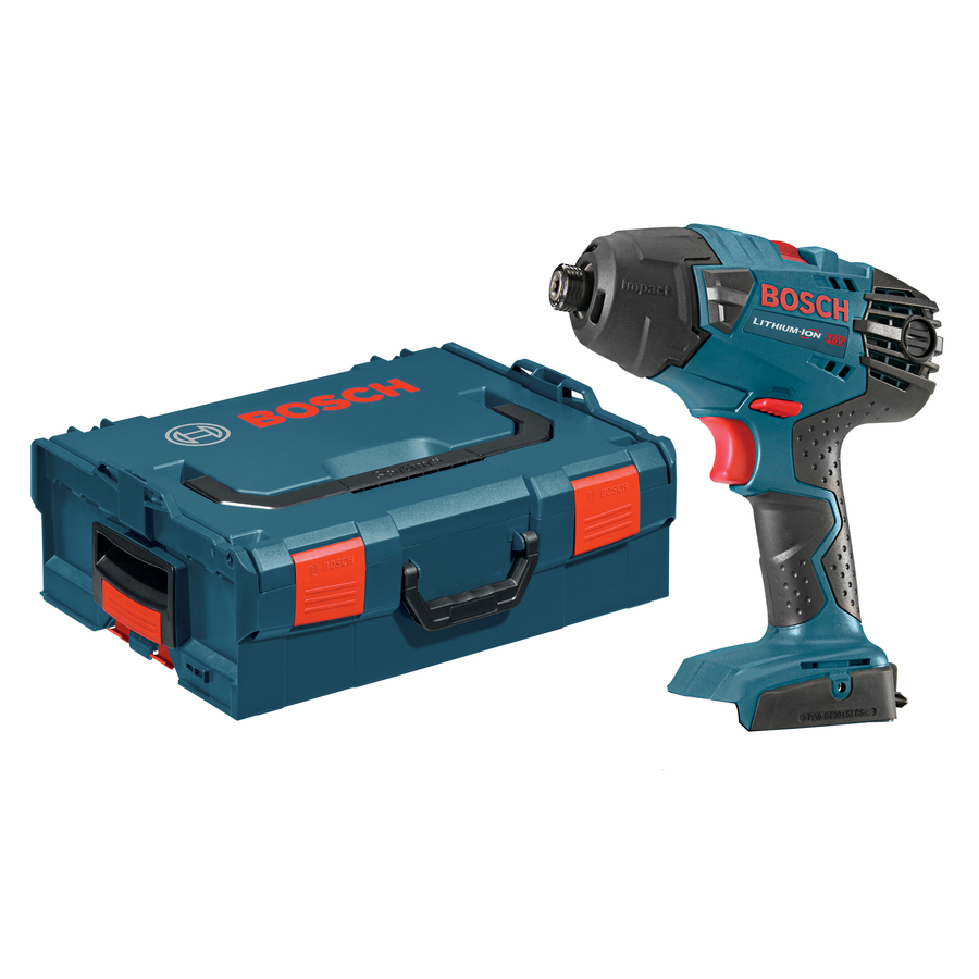 Bosch 18-Volt 1/4-in Cordless Variable Speed Impact Driver with Hard Case