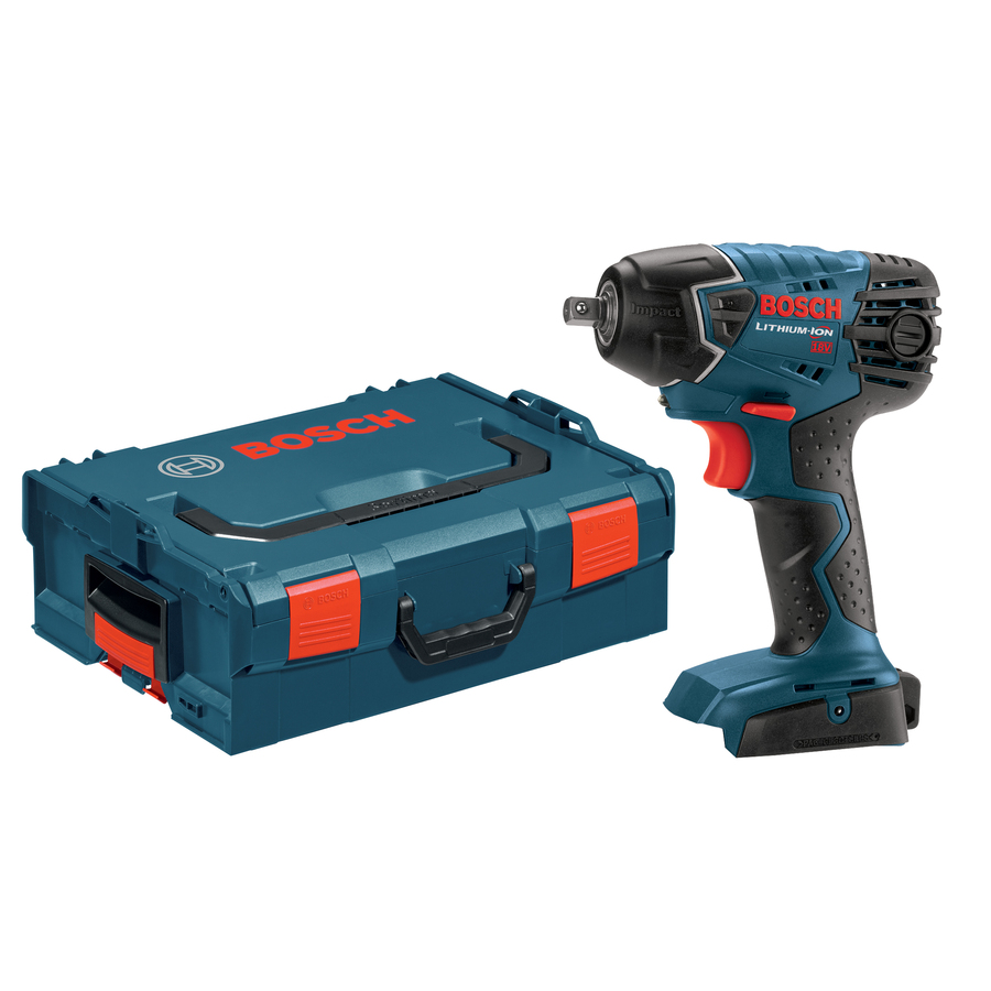 shop bosch 18 volt 3 8 in square drive cordless impact wrench bare tool at. Black Bedroom Furniture Sets. Home Design Ideas