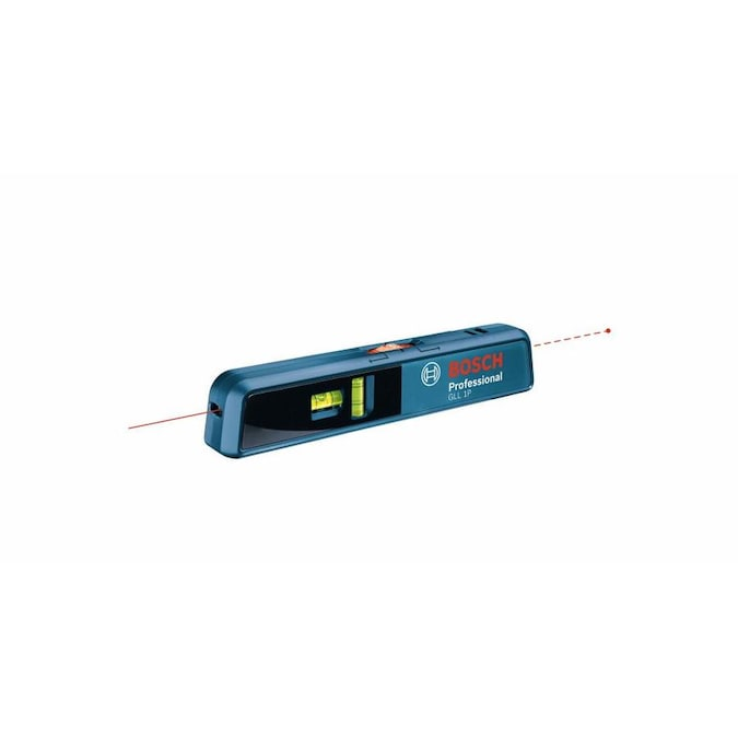 Bosch 16 Ft Red Beam Line Generator Line Laser Level With Case In The Laser Levels Department At Lowes Com