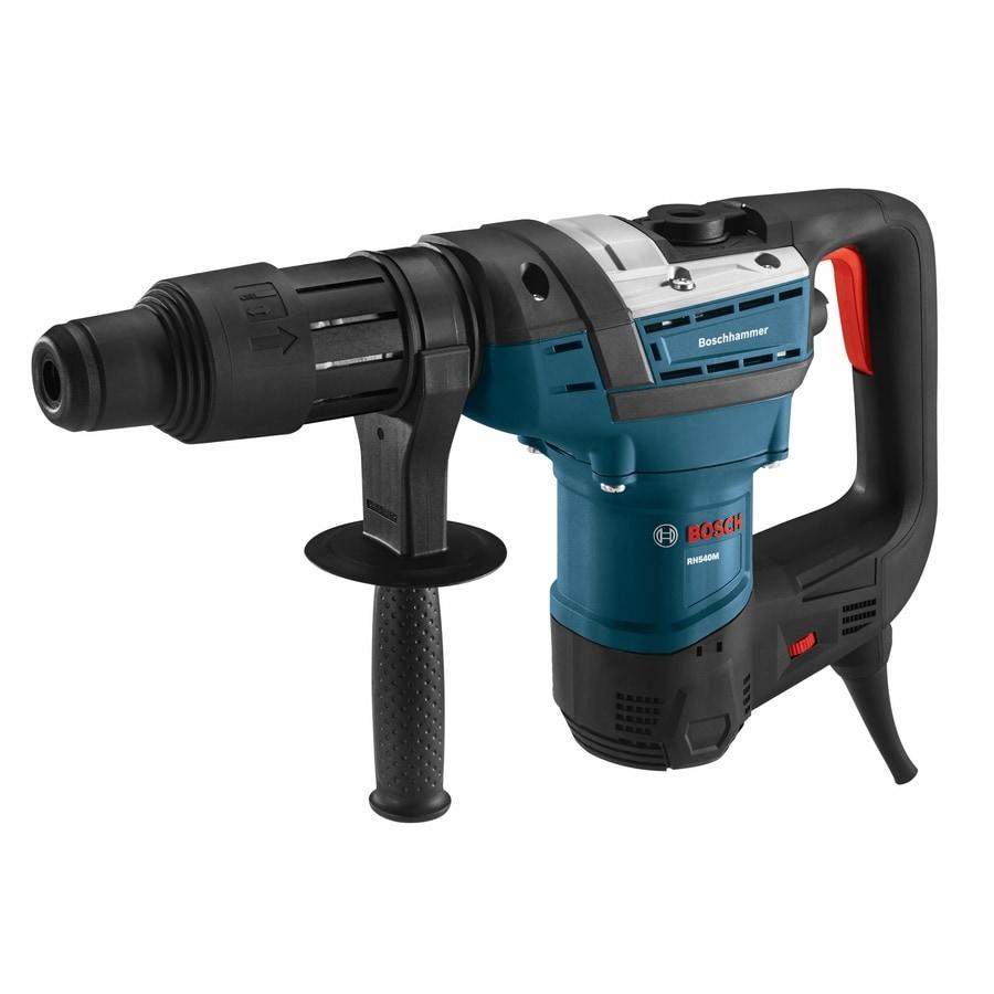 Bosch 1-9/16-in SDS-max 12-Amp Keyless Rotary Hammer