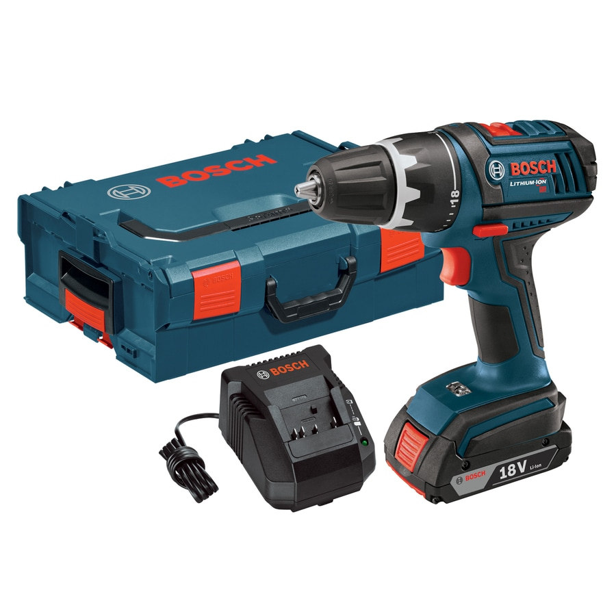 Bosch 18-Volt 1/2-in Cordless Screwdriver with Hard Case