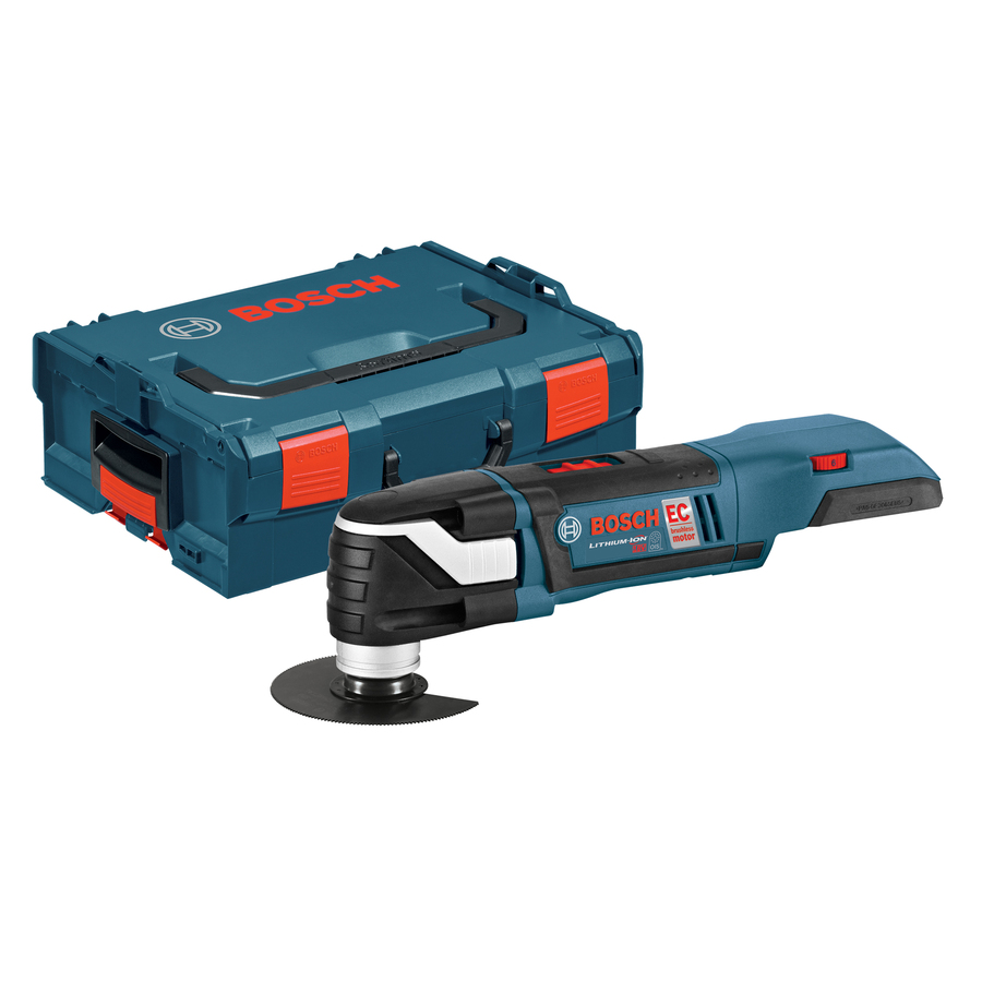 Bosch Multi-X Cordless 18-Volt Oscillating Tool Kit