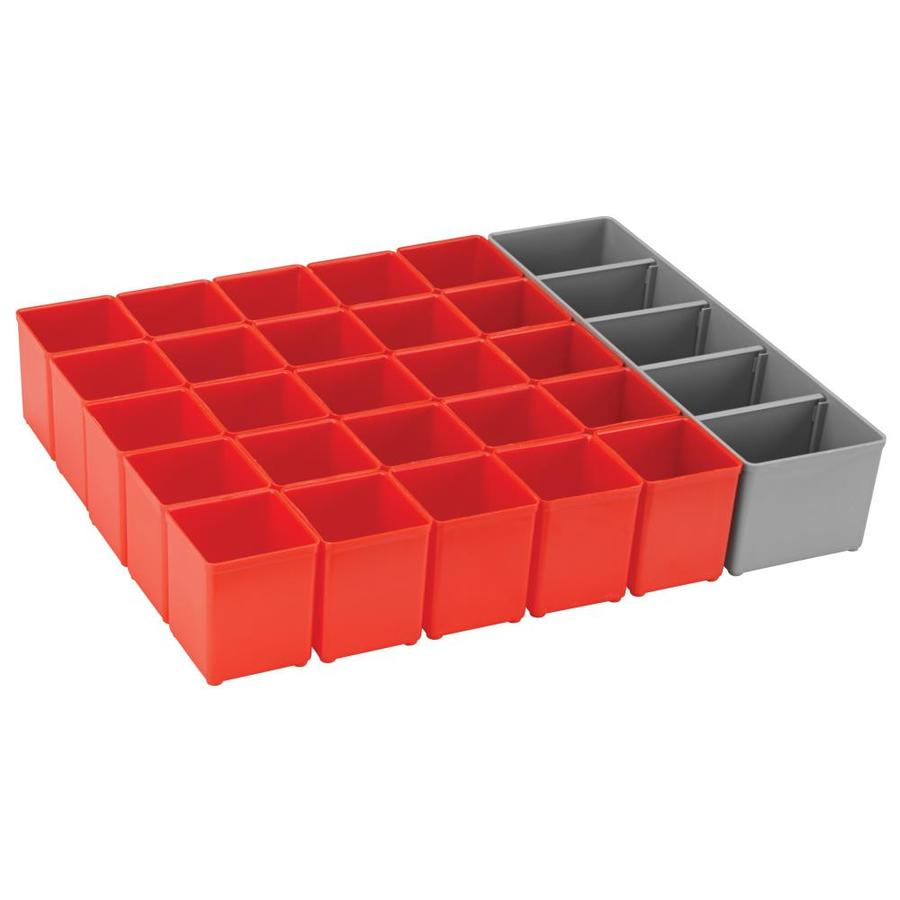 Bosch 26-Compartment Plastic Small Parts Organizer