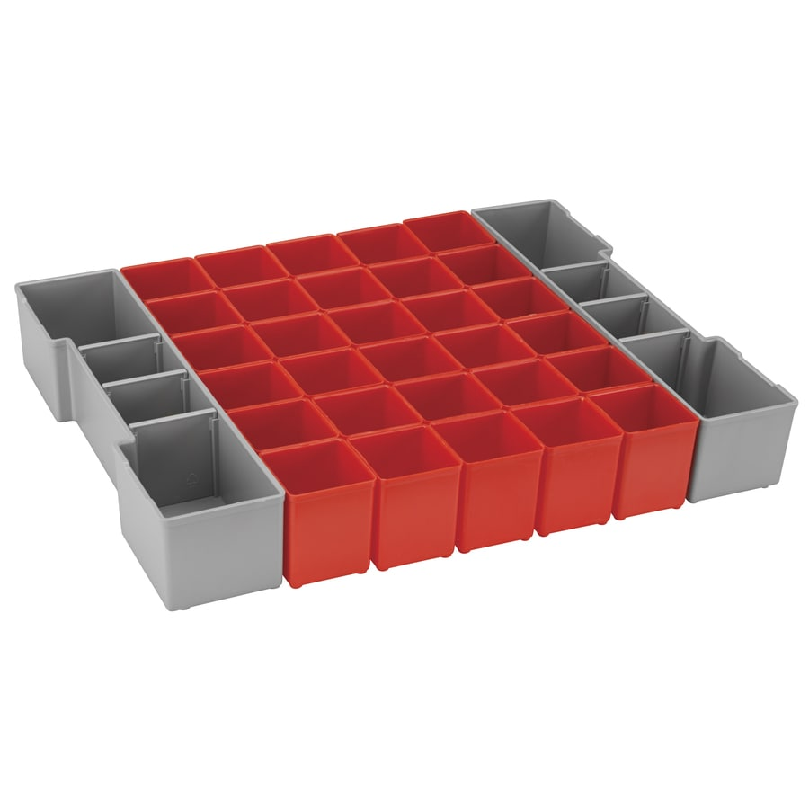 Bosch Click and Go 32-Compartment Plastic Part Tray