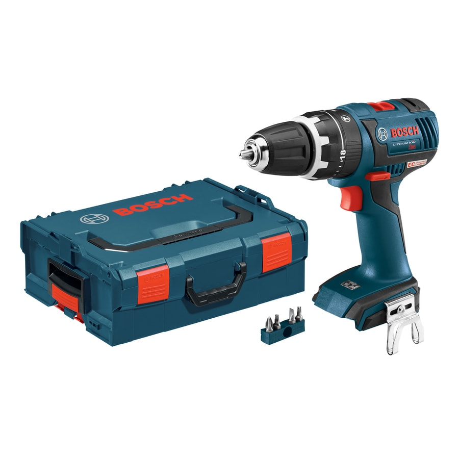 Bosch 1/2-in 18-Volt Sold Separately Variable Speed Brushless Cordless Hammer Drill (Bare Tool Only)