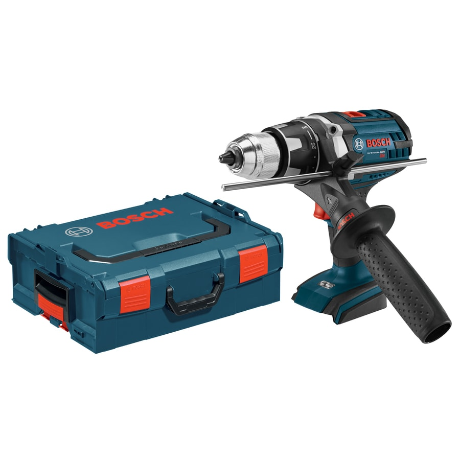 Bosch 18-Volt Lithium Ion (Li-ion) 1/2-in Cordless Drill (Bare Tool Only) with Hard Case