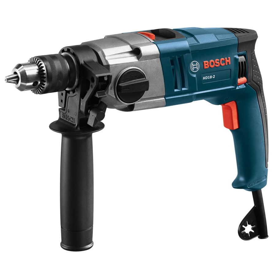 Bosch 1 2 In Corded Hammer Drill