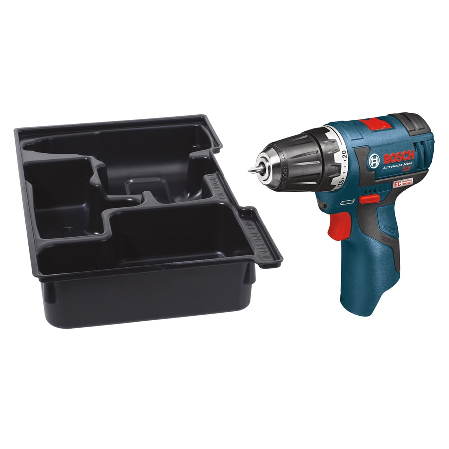 Bosch 12-Volt 3/8-in Cordless Brushless Drill (Bare Tool)