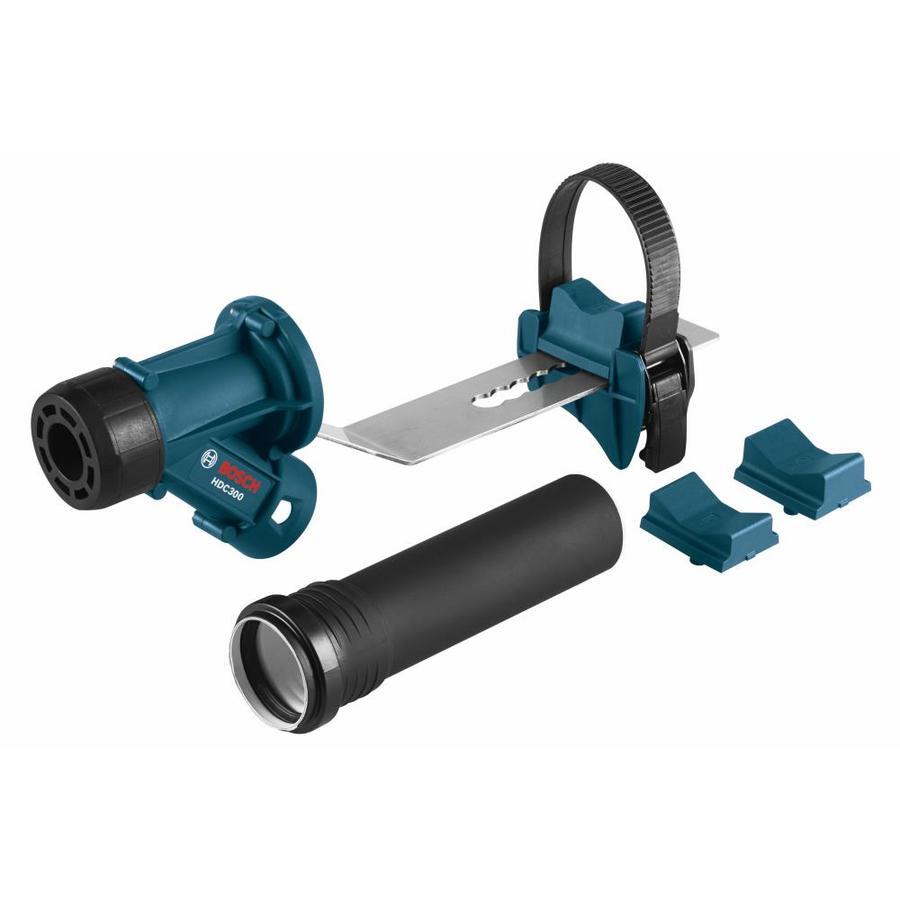 Bosch SDS-Max and Spline Dust-Collection Attachment