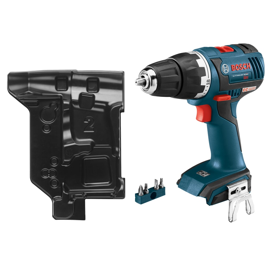 Bosch 18-Volt 1/2-in Cordless Brushless Drill (Bare Tool)