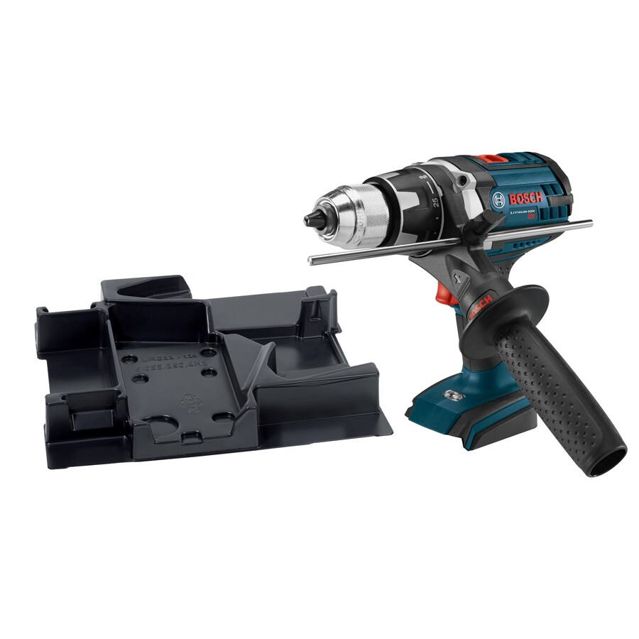 Bosch 18-Volt Lithium Ion (Li-ion) 1/2-in Cordless Drill (Bare Tool Only) (No Case)