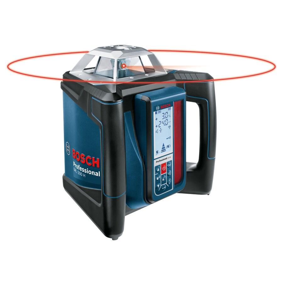 Bosch 1,650-ft Beam Self Leveling Rotary Laser Level