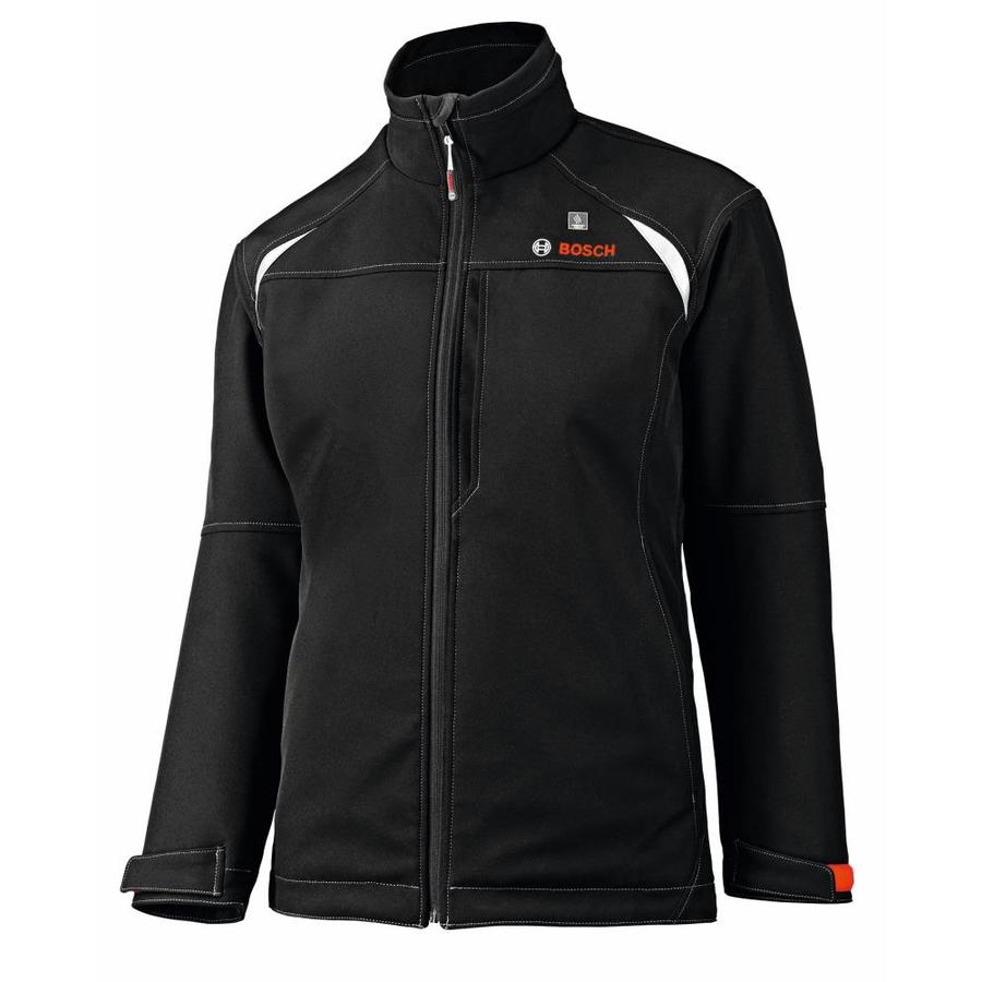 Bosch Small Black Lithium Ion (Li-ion) Heated Jacket