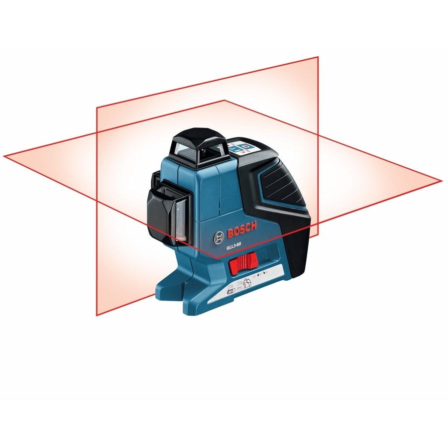 Bosch 265-ft Beam Self Leveling Cross-Line Laser Level