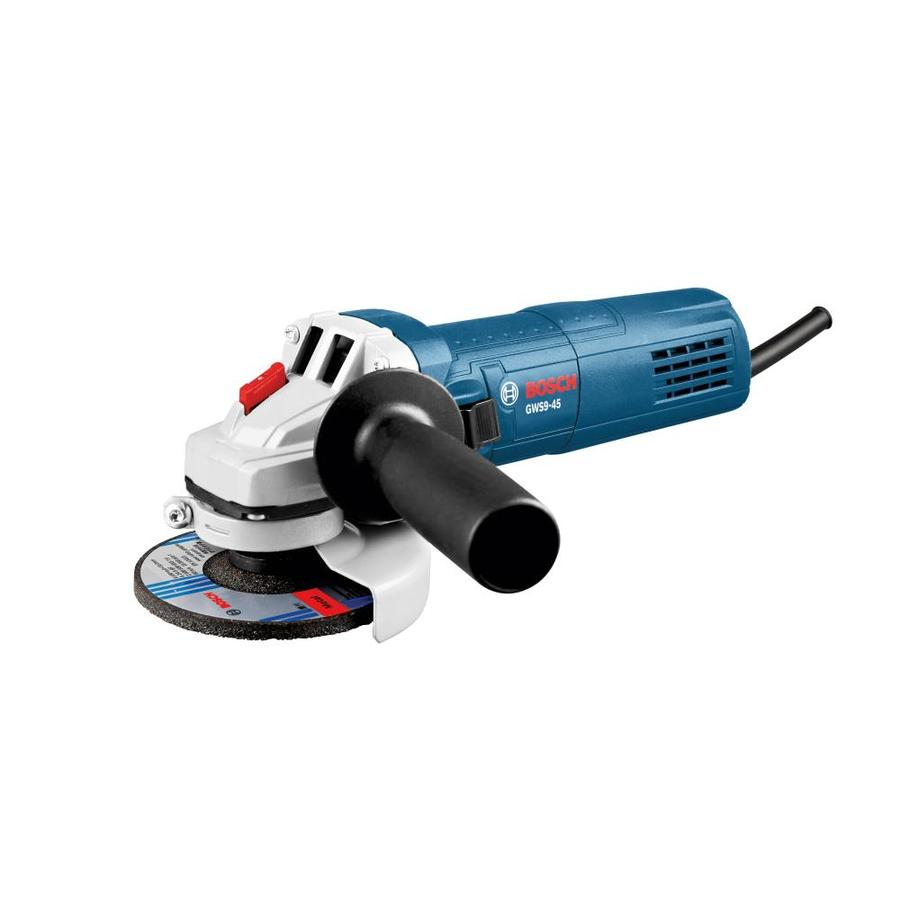 Bosch 4-1/2-in 8.5-Amp Sliding Switch Corded Angle Grinder