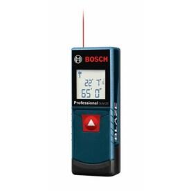 Bosch BLAZE 65-ft Indoor/Outdoor Laser Distance Measurer with Backlit Display
