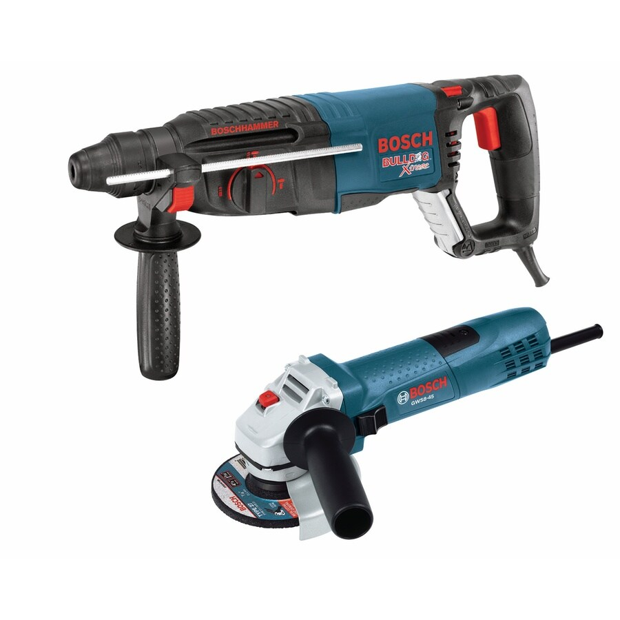 Bosch 1-in SDS-plus 8-Amp Keyless Rotary Hammer