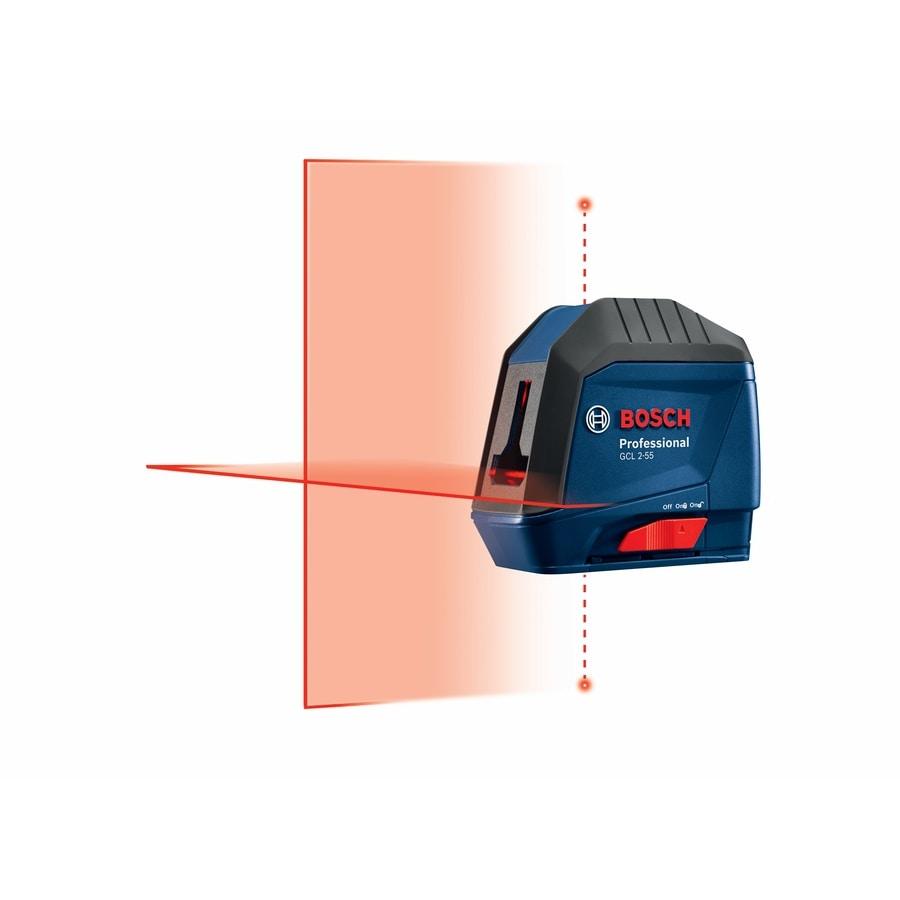 bosch 40ft beam crossline laser level