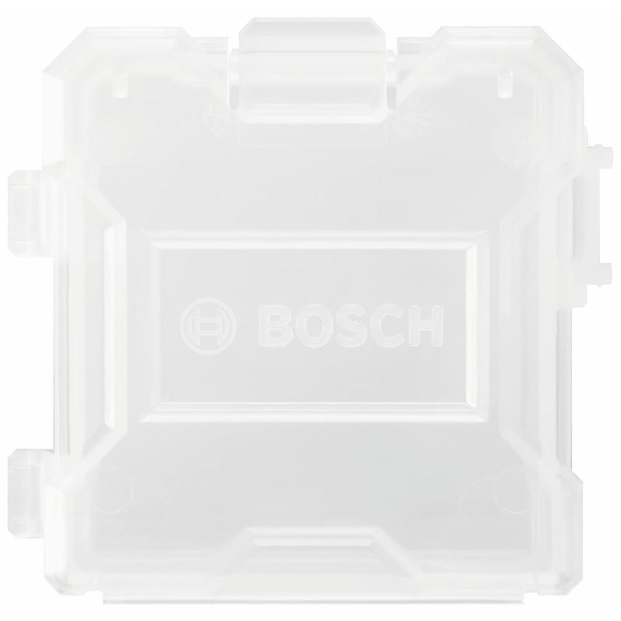 Bosch Custom Case System 3.2-in Clear Plastic Tool Box