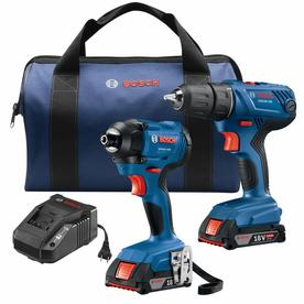 Bosch 18-Volt Cordless Impact Driver (2-Batteries Included