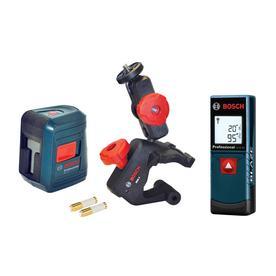 bosch blaze combo kit 65 ft indoor laser distance measurer