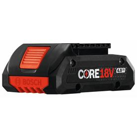 Bosch CORE18V 18-volt 6.3-Amp-Hours Lithium Power Tool Battery