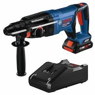 Bosch Bulldog CORE18V Cordless Rotary Hammer + Dust Collector Deals