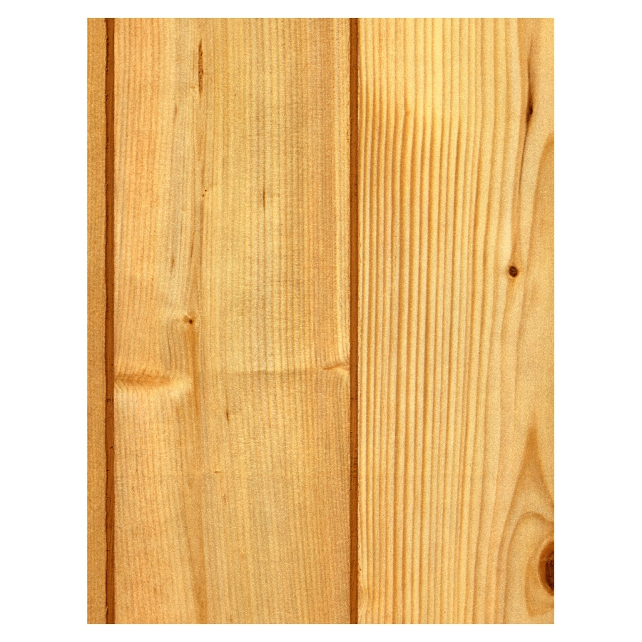 Shop Chesapeake 4-ft x 8-ft x 1/8-in Rustic Pine Wood Wall Panel at ...