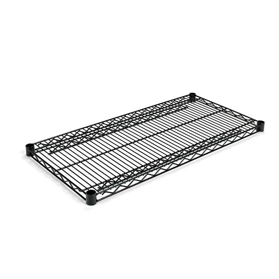 Shop Alera 1.57-in H x 36-in W x 18-in D Steel Freestanding Shelving ...