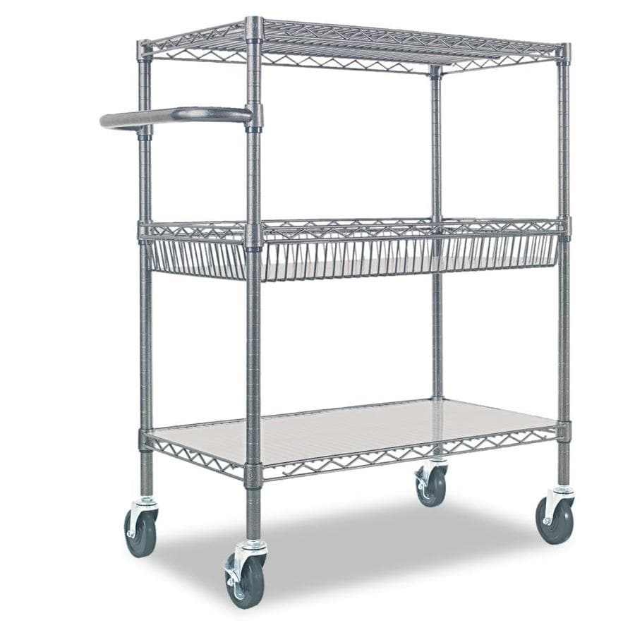 Alera Industrial Kitchen Carts