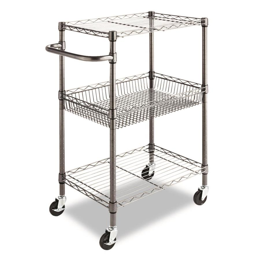Alera Industrial Kitchen Carts At Lowes Com