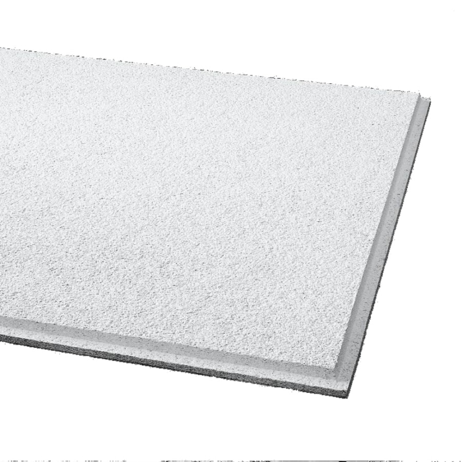 Shop suspended ceiling tile at lowes armstrong ceilings common 24 in x 24 in actual 23745 dailygadgetfo Image collections