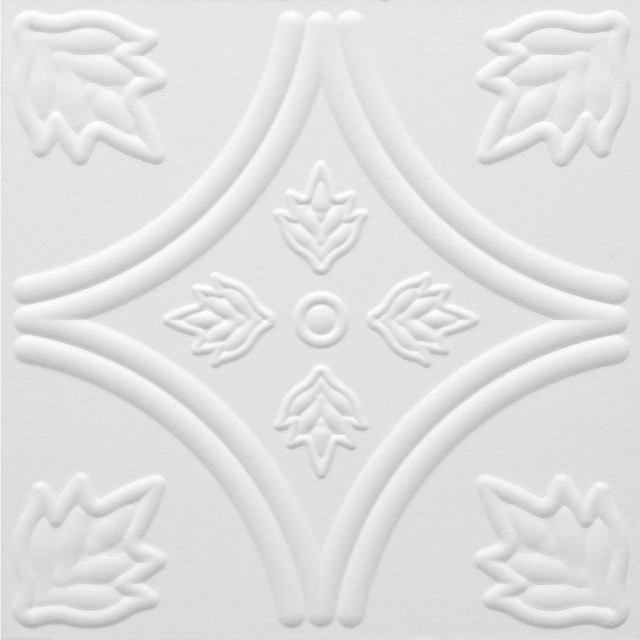 Armstrong Ceilings Common 12 In X Actual 11 985
