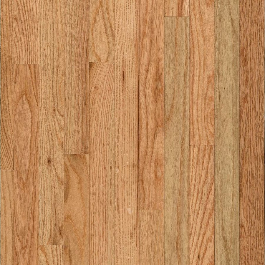 Bruce Laurel Strip 2.25-in W Prefinished Oak Hardwood Flooring (Natural)