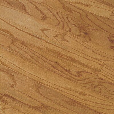 Bruce Hillden Plank 7 0 In W Prefinished Oak Engineered Hardwood