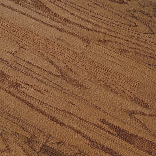 Bruce Hillden Plank 5 In W Prefinished Oak Engineered Hardwood