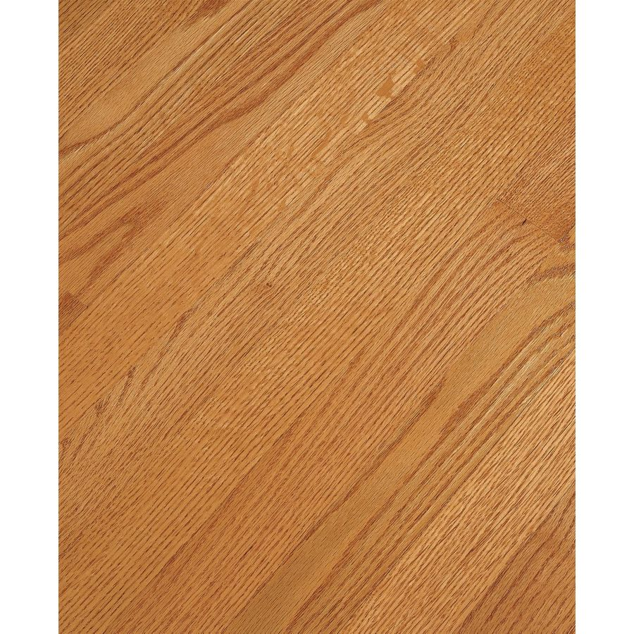 Bruce Natural Reflections 2.25-in W Prefinished Oak Hardwood Flooring (Butterscotch)