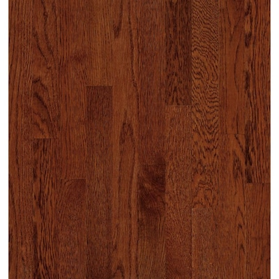 Natural Choice 2 25 In Cherry Oak Solid Hardwood Flooring 40 Sq Ft