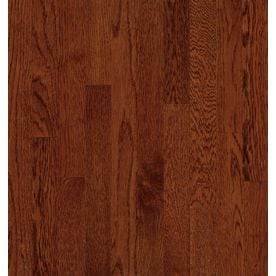 bruce natural choice 225in cherry oak solid hardwood flooring 40sq ft
