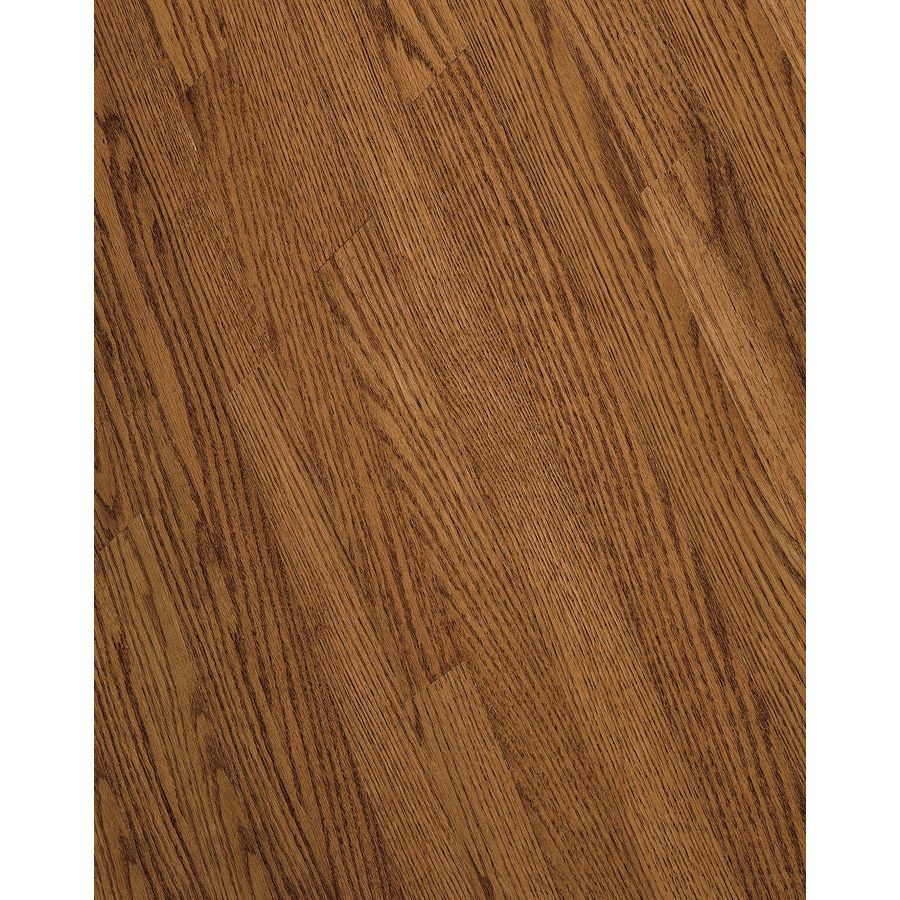 Bruce Bayport Strip 2.25-in W Prefinished Oak Hardwood Flooring (Gunstock)