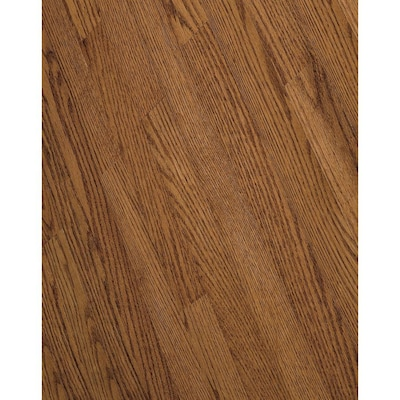 Fulton 2 25 In Gunstock Oak Solid Hardwood Flooring 20 Sq Ft