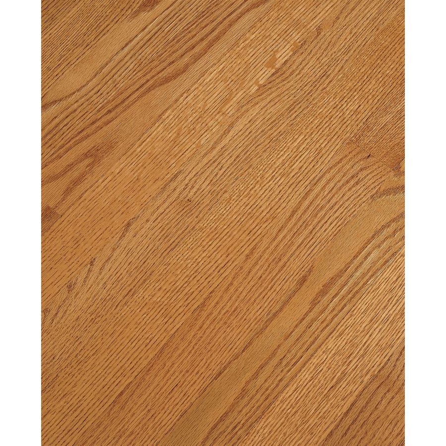 Shop bruce fulton butterscotch oak solid hardwood for Solid hardwood flooring