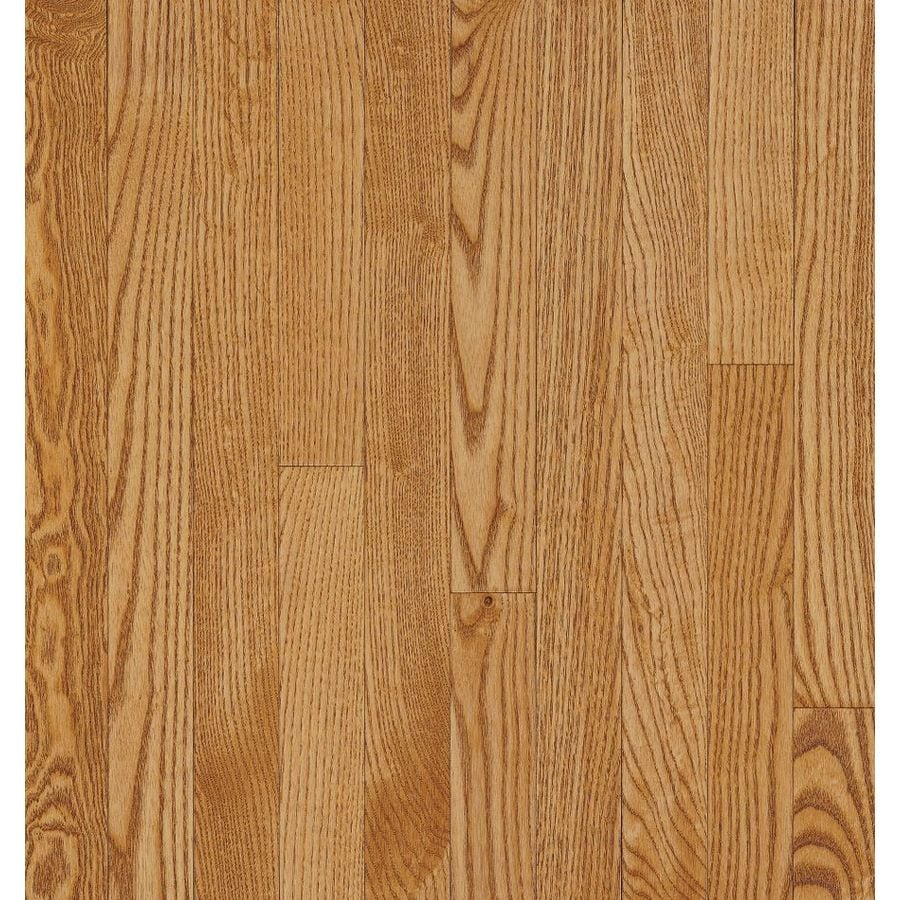 Bruce Dundee 3.25-in Spice Oak Solid Hardwood Flooring (22-sq ft)